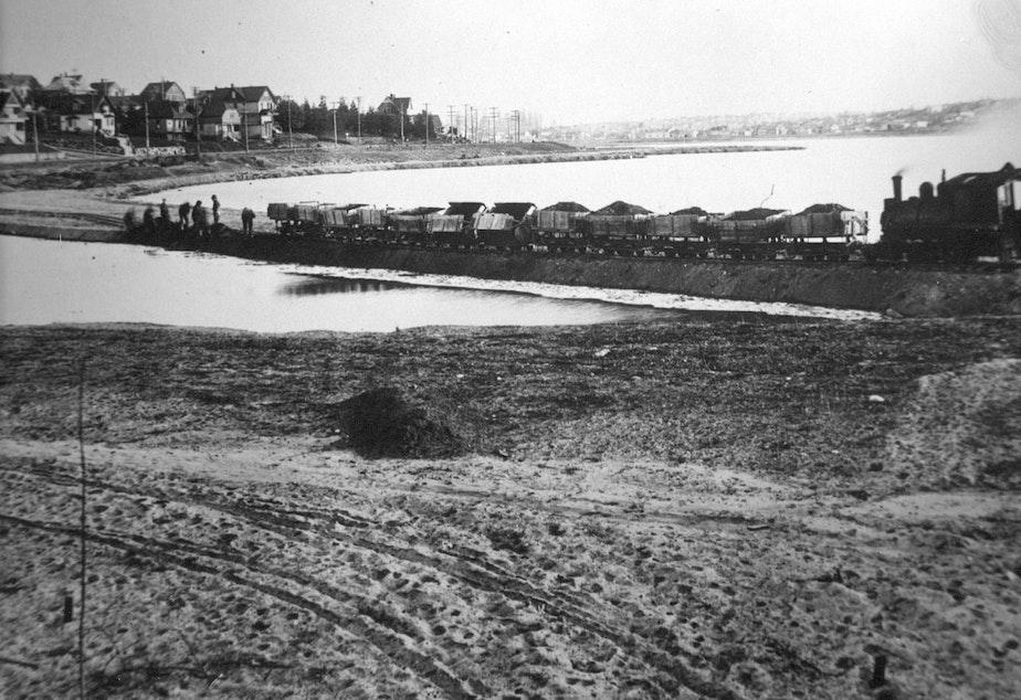Green Lake, circa 1913