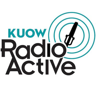 radioactive square logo